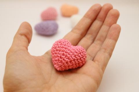 Un cuore di maglia per noi