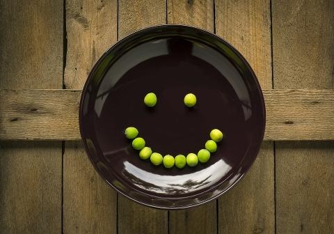 Metti il sorriso nel piatto