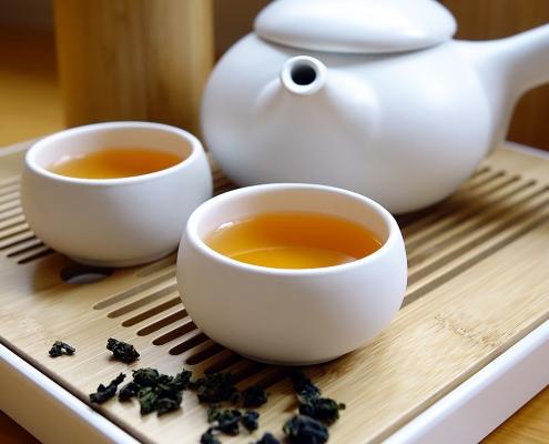 Un weekend a prova di tè