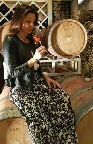 Ma che bel castello...tra le vigne